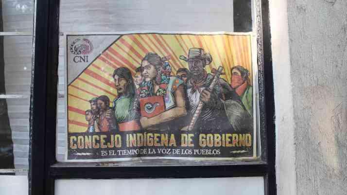 concejo indigena