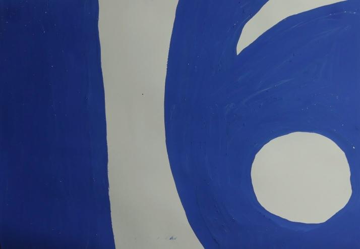 lignes d'influence bleu 8